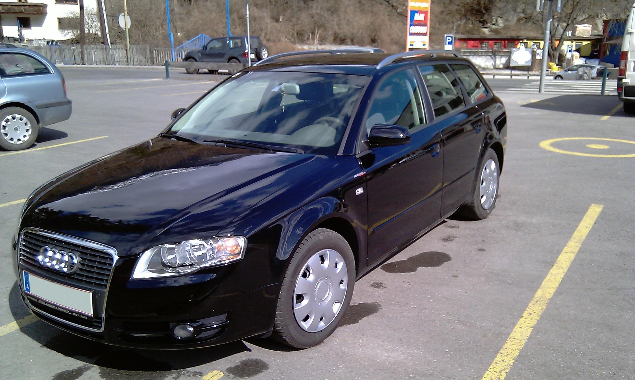 Audi nach dem Kauf